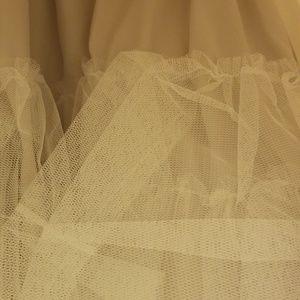 Dresses - Fully lined flower girl dress with ruffles